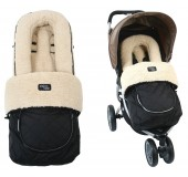 Конверт Valco baby Footmuff Fleece